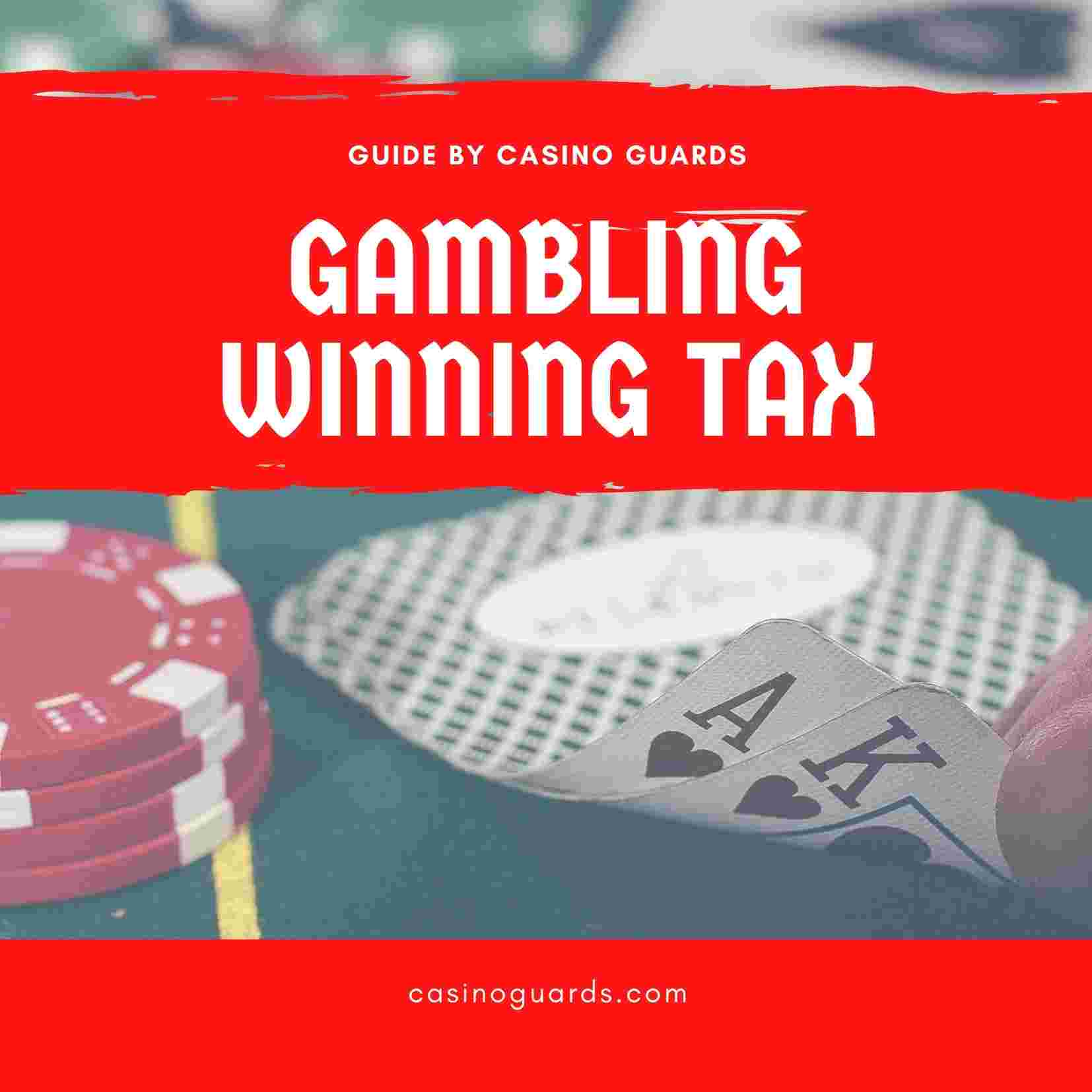 casino winning tax