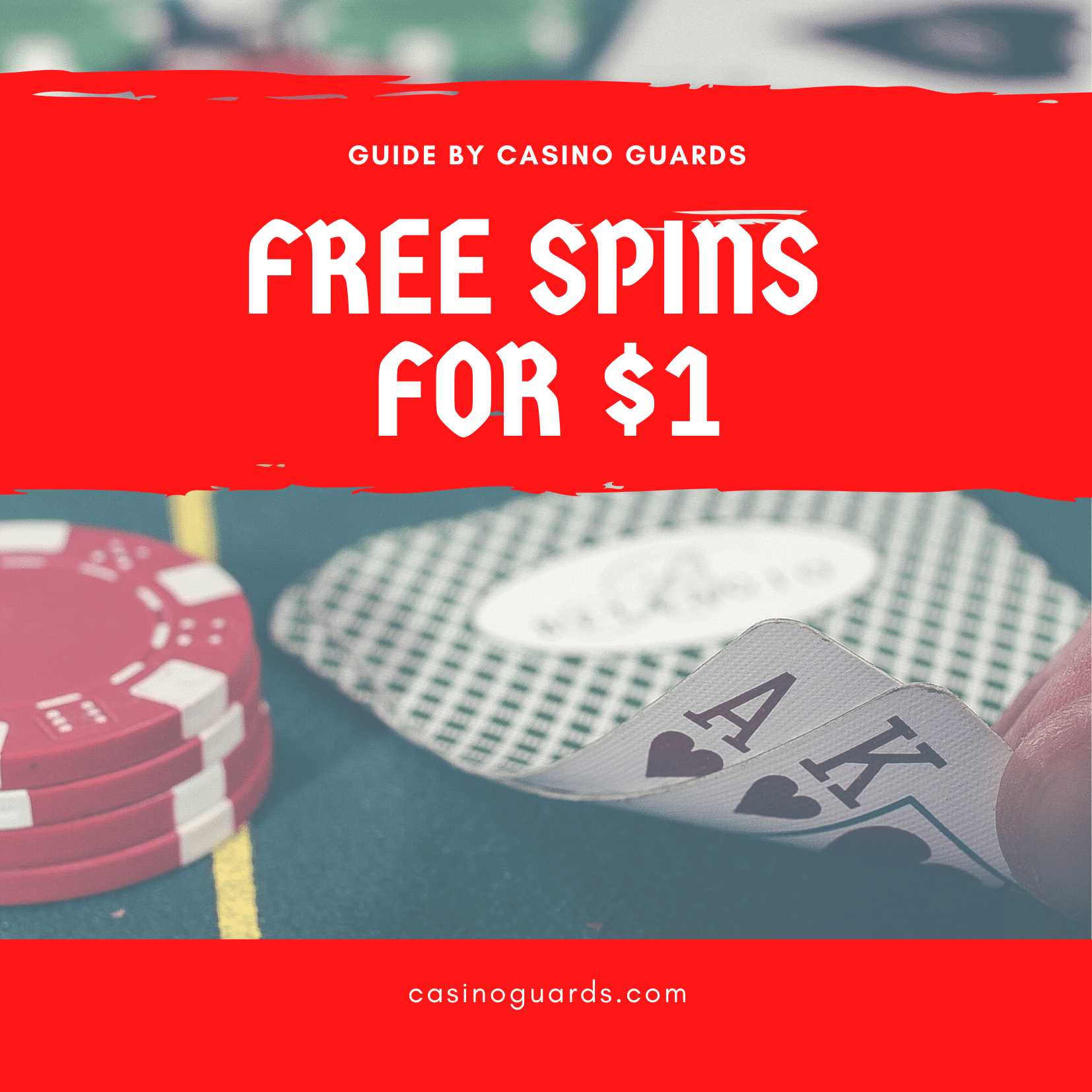 free spins for $1 canada